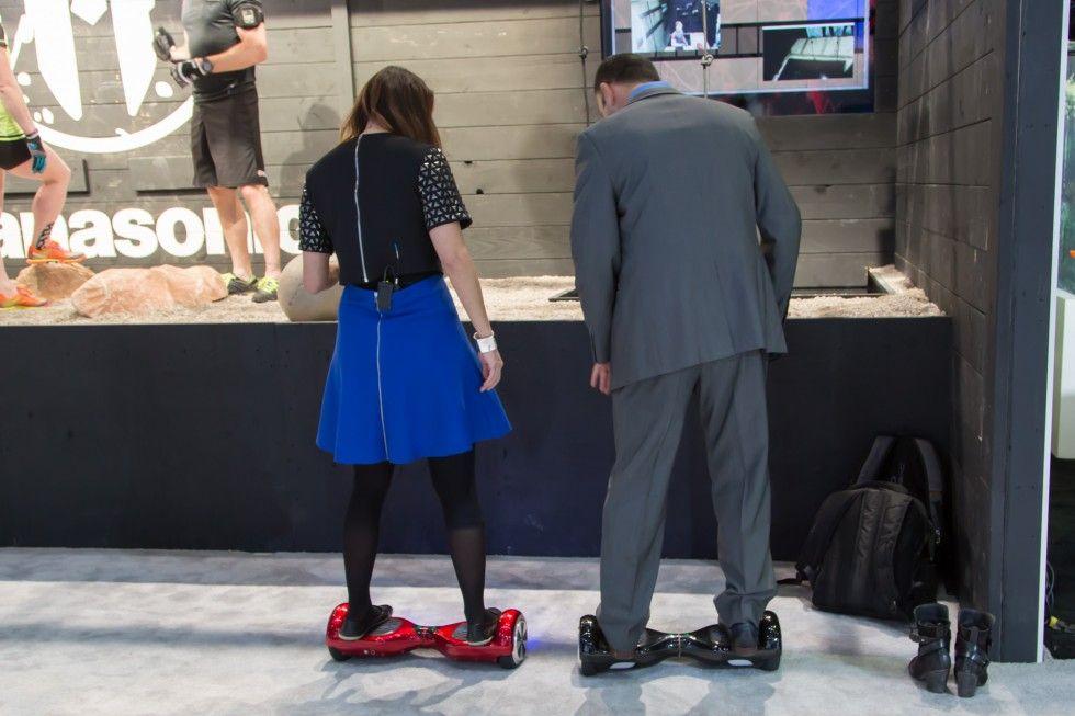 Những điều thú vị nhất tại triển lãm CES 2015