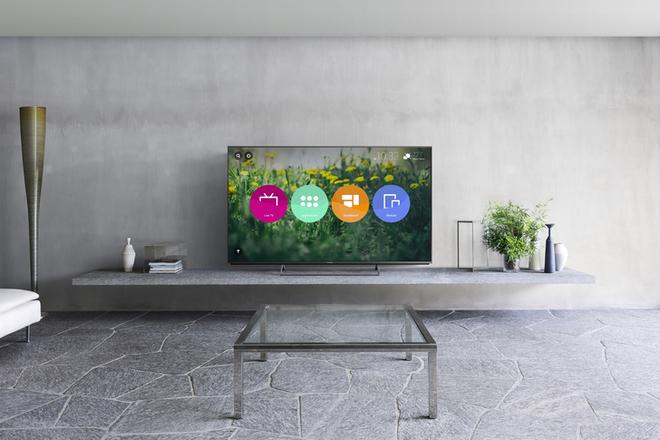 Những công nghệ TV ấn tượng tại CES 2015