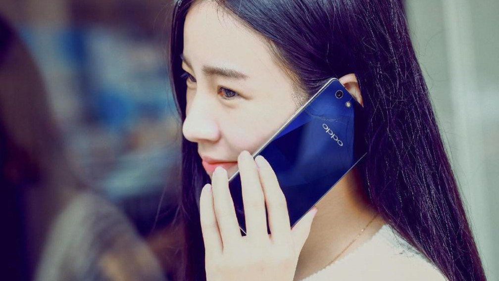 Oppo ra mắt smartphone sapphire R1C