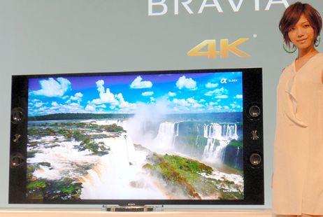 Sony và định hướng phát triển TV LED 4K