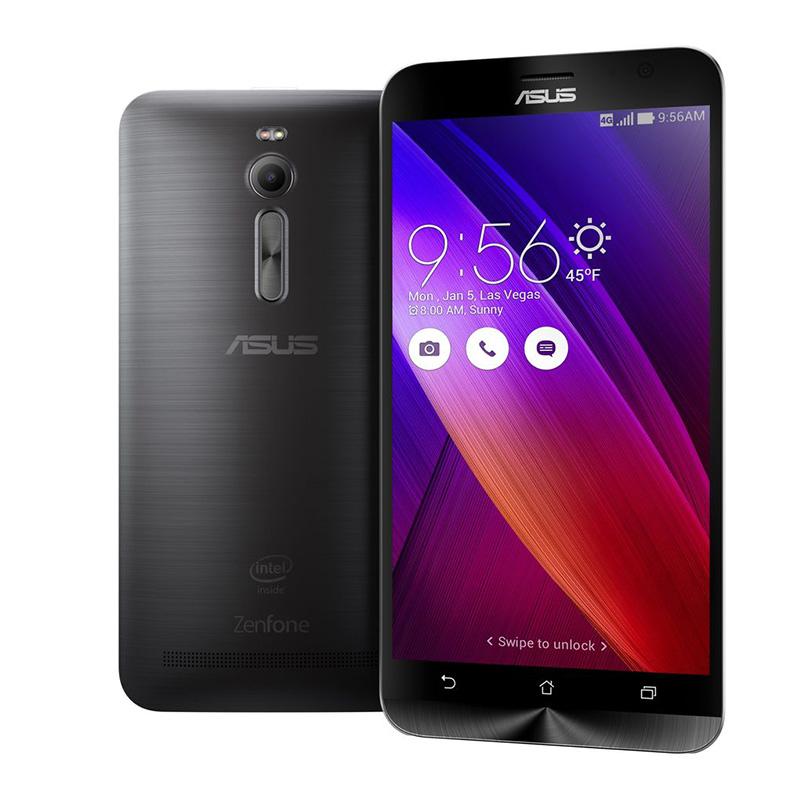 Asus giới thiệu Zenfone 2 và Zenfone Zoom