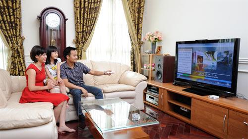 Xu hướng giải trí gia đình nổi bật tại CES 2015