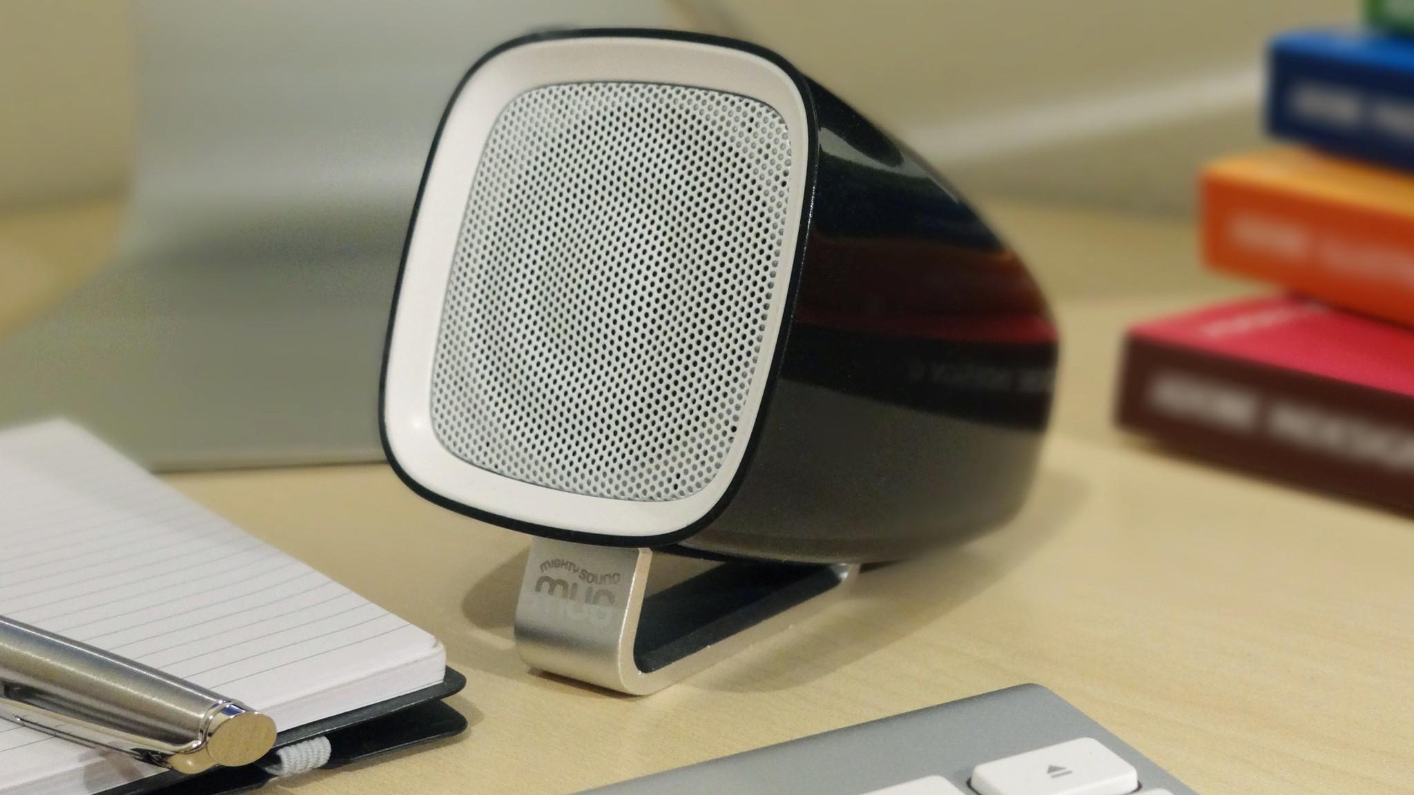 Wow giới thiệu loa cốc không dây Mighty Sound Mug