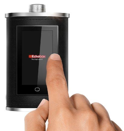 Echobox Audio ra mắt máy nghe nhạc Explorer X1