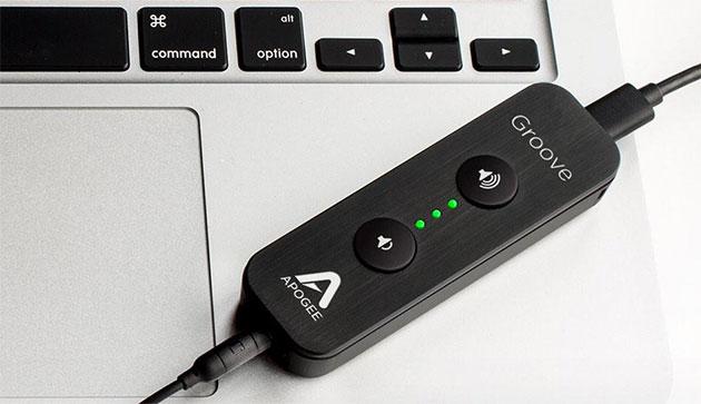 Apogee công bố USB DAC & Headphone Amp cho máy tính