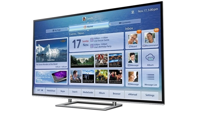 Toshiba sắp bán lại mảng kinh doanh TV