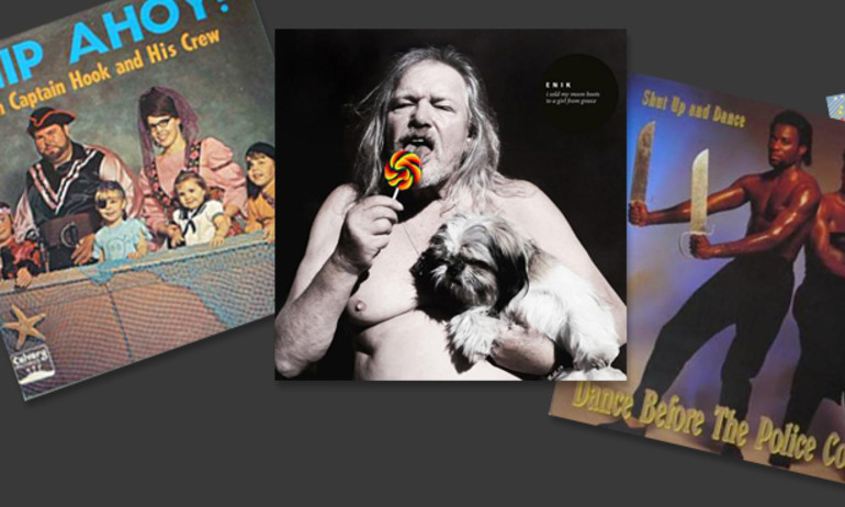 17 bìa album khó coi nhất mọi thời đại