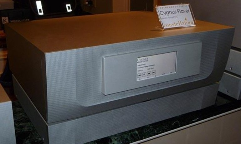 Constellation Audio ra mắt DAC kiêm music server Cygnus