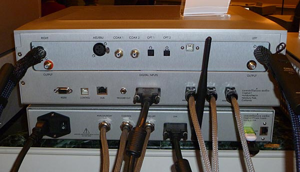 Constellation Audio ra mắt DAC kiêm music server Cygnus