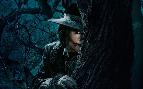 Into the Woods: U ám và đơn điệu