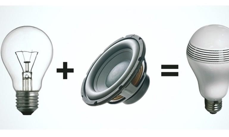 Playbulb – bóng đèn tích hợp loa không dây