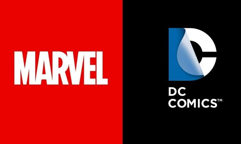 Khi siêu nhân của DC Comics chạm trán nhà Marvel