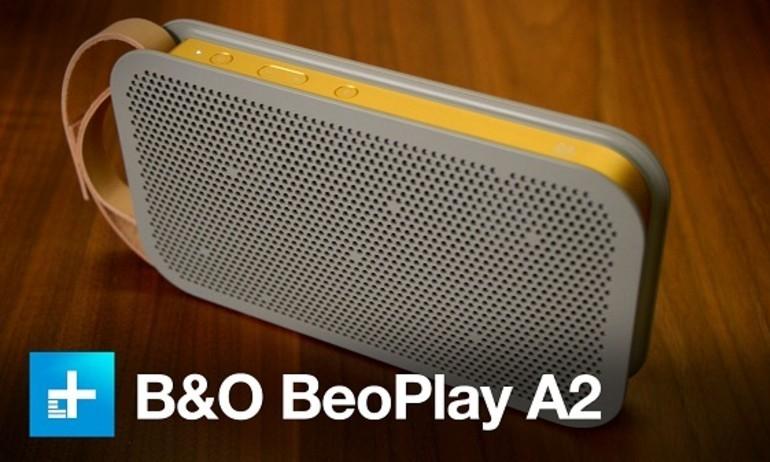 So sánh âm thanh giữa loa di động B&O A2 với B&W T7