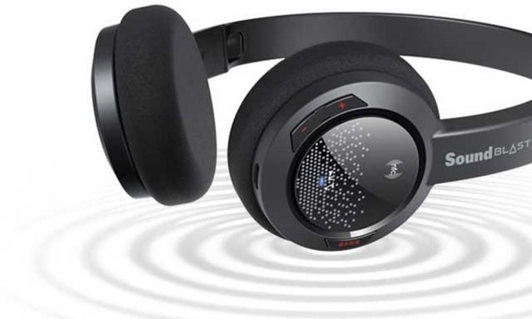 """Creative ra mắt tai nghe không dây """"siêu nhẹ"""" Sound Blaster JAM"""