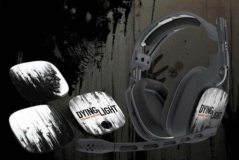 Astro giới thiệu phiên bản tai nghe đặc biệt Dying Light A40