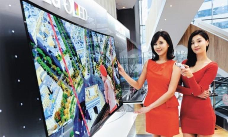 Gần 60 triệu smartphone LG xuất xưởng năm 2014
