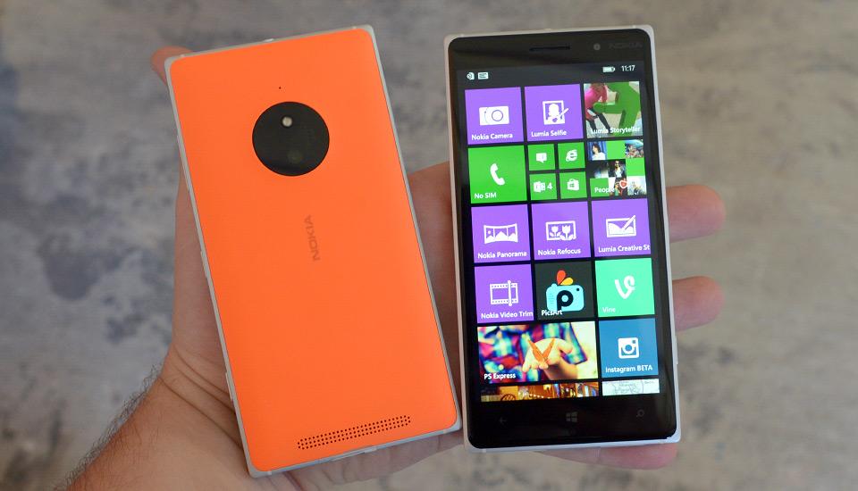 Hơn 10 triệu điện thoại Lumia được bán ra cuối năm 2014