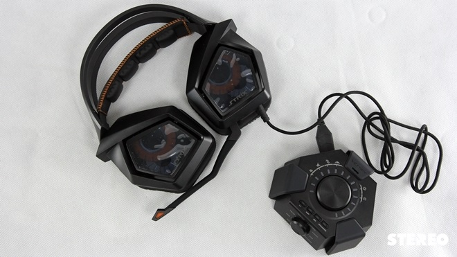 Tai nghe Asus Strix 7.1 – vũ khí cho game thủ chuyên nghiệp