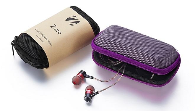 Zorloo Z:ero – tai nghe inear kèm DAC đầu tiên trên thế giới