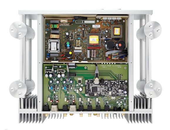Chord giới thiệu ampli tích hợp CPM 2800 thế hệ mới