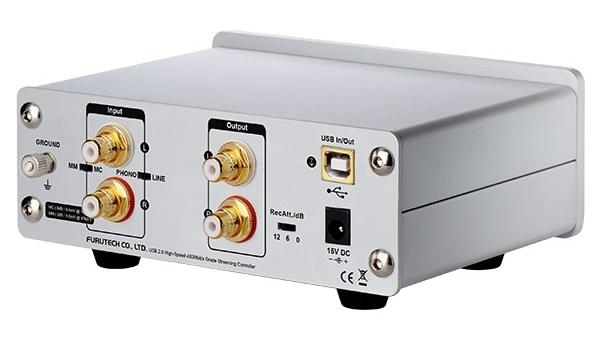 Furutech giới thiệu thiết bị biến đĩa than thành nhạc số