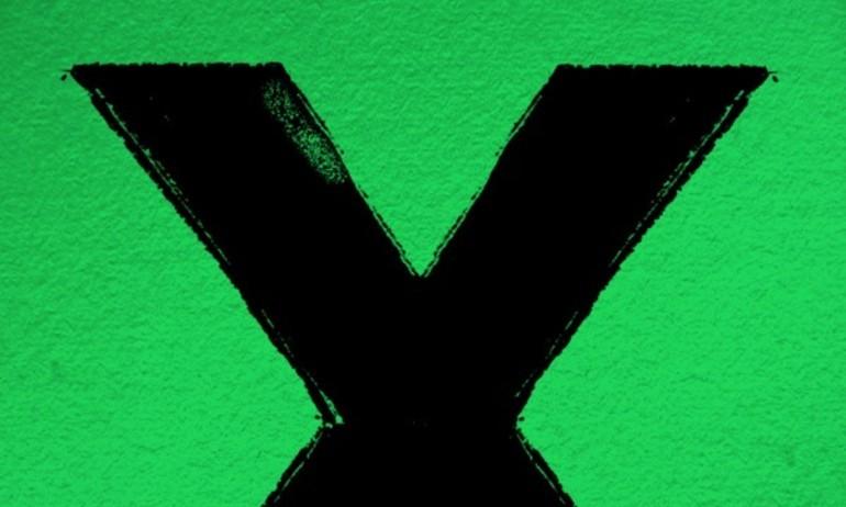 X – Ed Sheeran