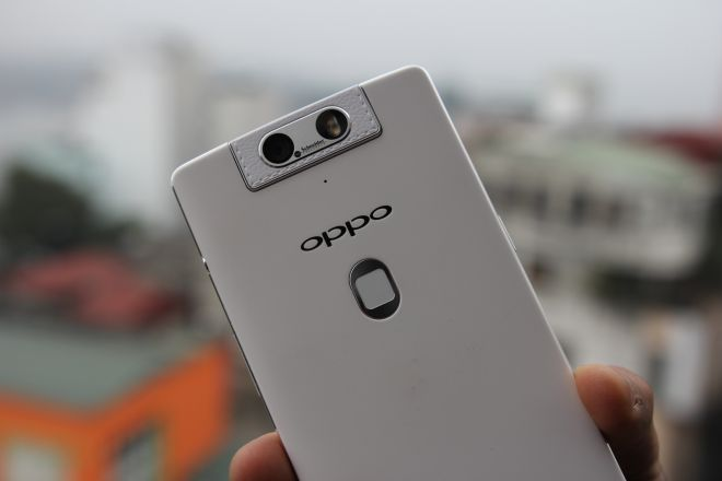 Oppo N3 – khi smartphone tối ưu chụp chân dung