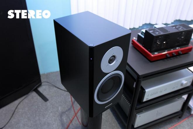 Khui thùng cặp Dynaudio Focus 200 XD: 3 trong 1