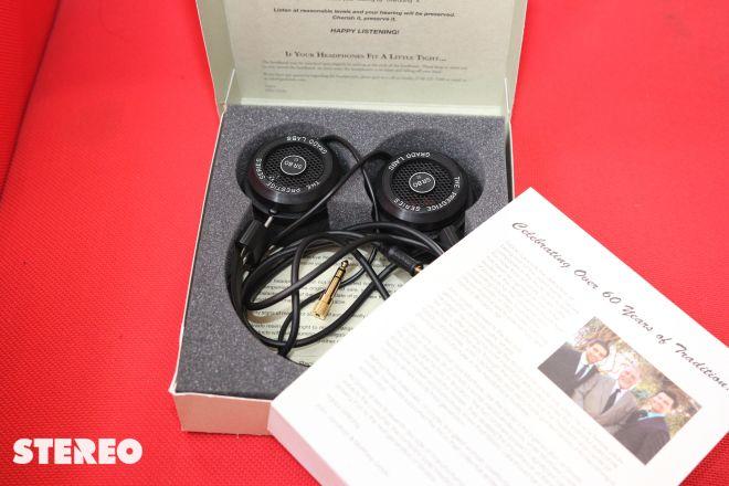 Tai nghe Grado SE80e: 60 năm hand-made tại Mỹ