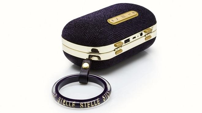 Stelle nâng cấp loa di động kiêm ví thời trang cho phụ nữ