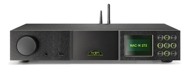 Naim giới thiệu Pre-amp kiêm DAC không dây NAC-N 272
