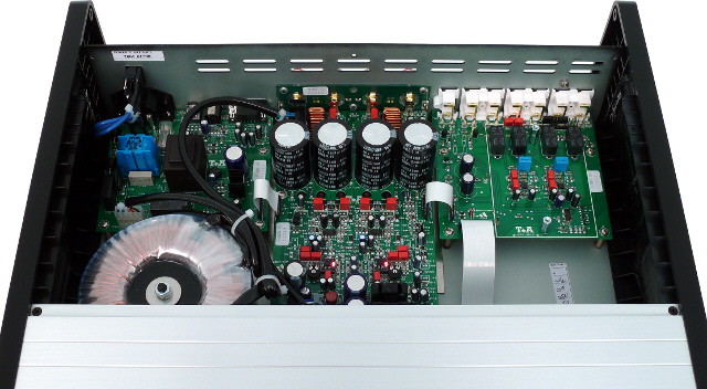 Ampli tích hợp T+A E-Serie Power Plant Balanced