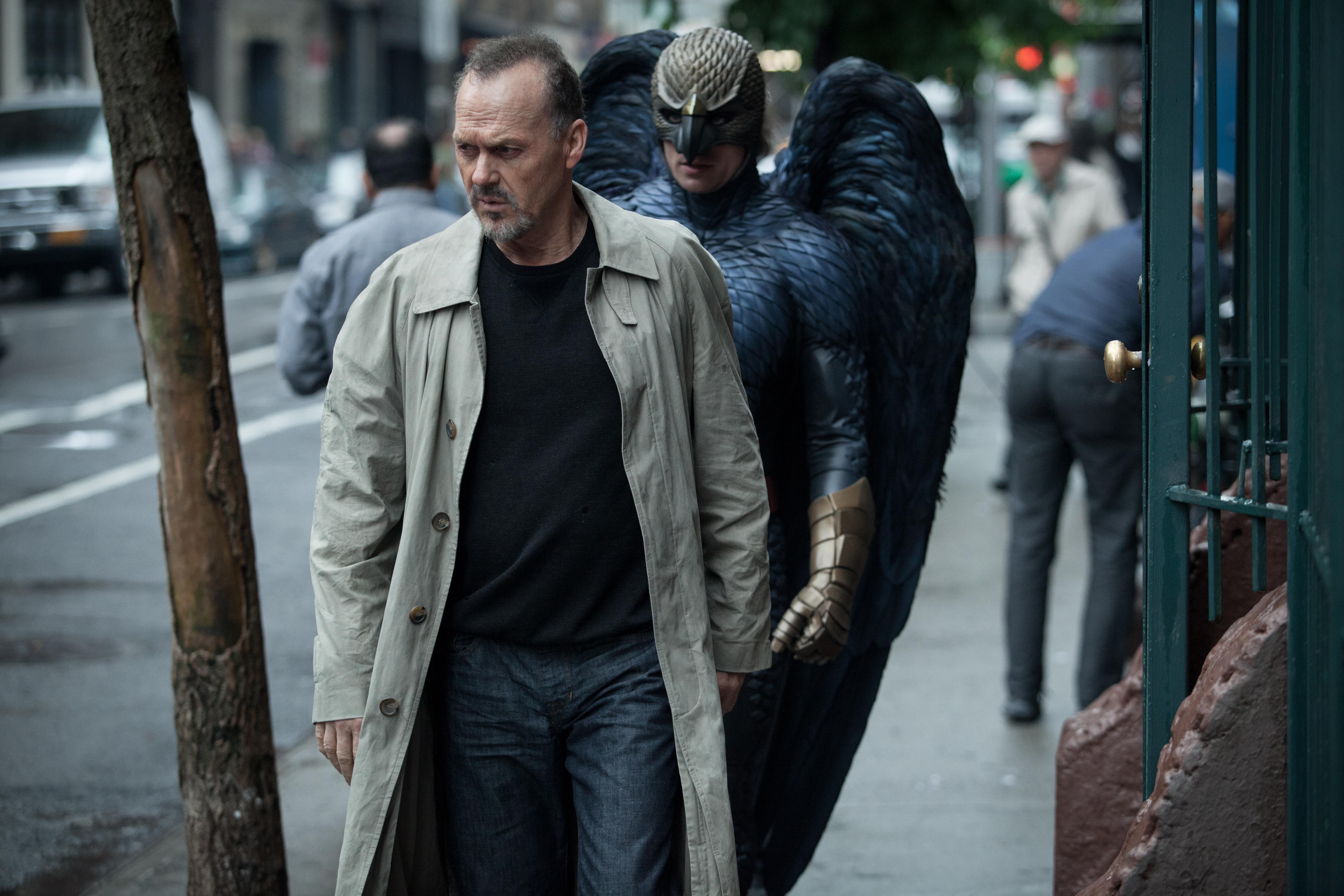 'Birdman' dành giải phim hay nhất Oscar lần thứ 87