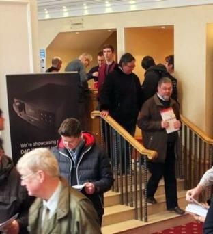 Triển lãm nghe nhìn Bristol Show 2015 khai mạc tại Anh