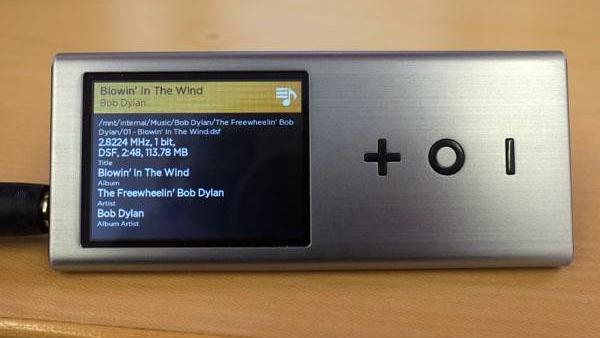 Pono Player cập nhật, có thêm khả năng chơi nhạc DSD
