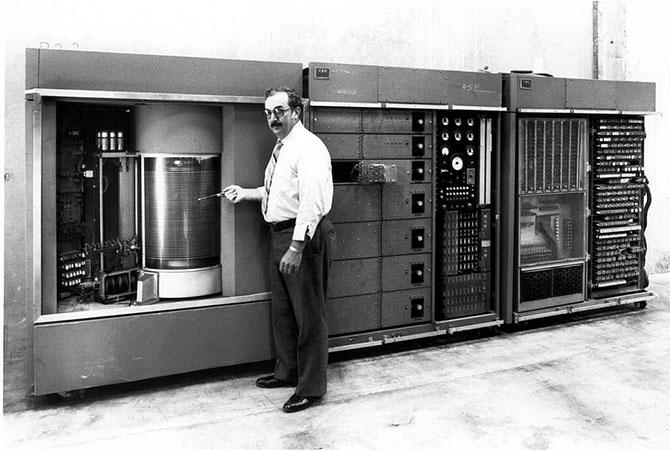 Lịch sử ổ cứng: giảm giá 21 triệu lần sau 35 năm