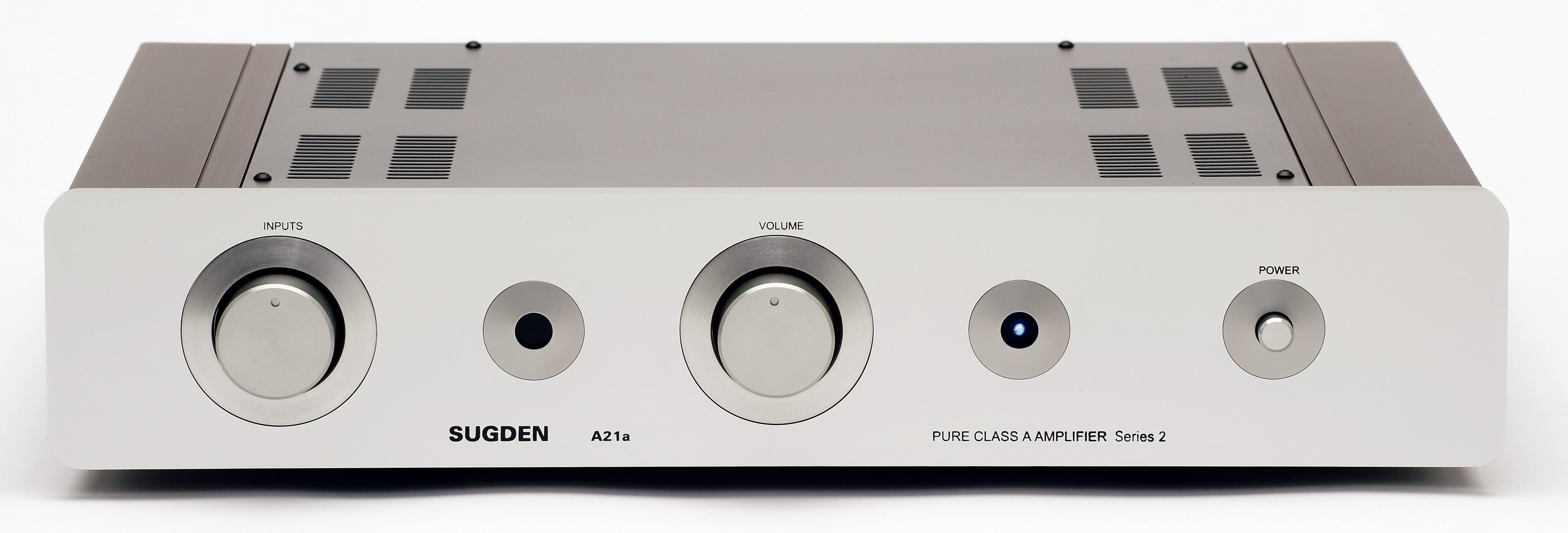 Ampli tích hợp class A của Sugden Audio