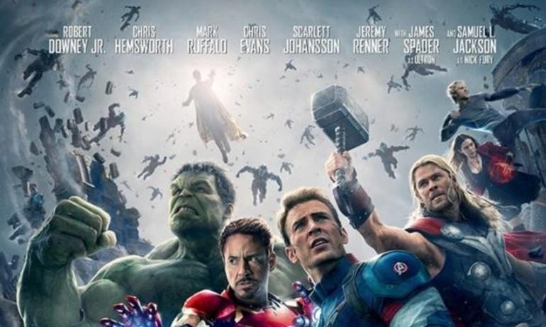 Bom tấn The Avengers 2 sẽ được công chiếu sớm tại Việt Nam