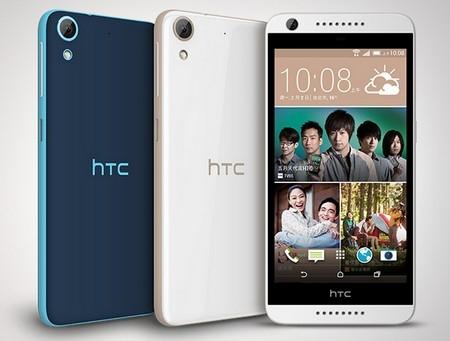 HTC ra mắt smartphone tầm trung Desire 626 trang bị DotView