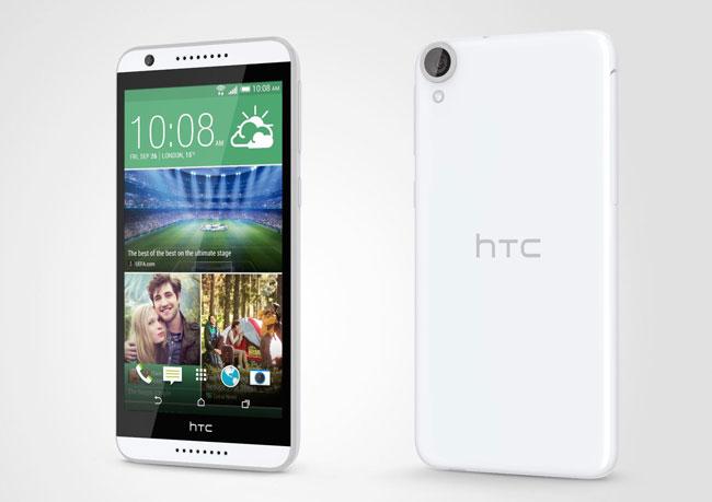 Smartphone HTC Desire 320 và 820q chính thức bán tại Việt Nam