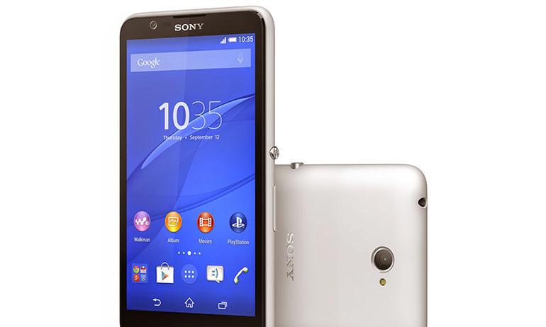 Sony ra mắt smartphone phổ thông Xperia E4
