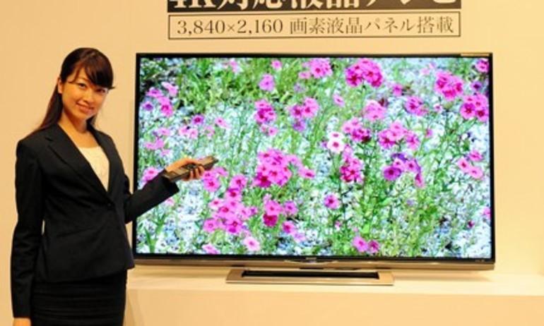 Sharp chính thức công bố dòng TV UHD 2015