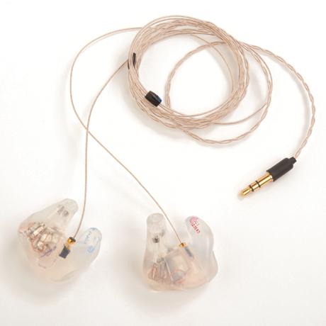 ACS giới thiệu tai nghe custom 5 driver cho phòng thu