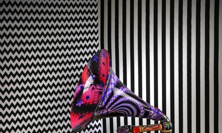 Laurence Gartel đưa Digital Art tới giải Grammy lần thứ 57