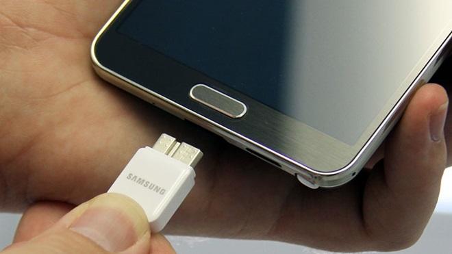 Galaxy S5 cập nhật Android 5.0: tối ưu xuất nhạc qua USB