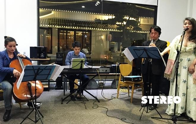 Công Audio: Điểm nhấn văn hóa ở  Vinhomes Riverside