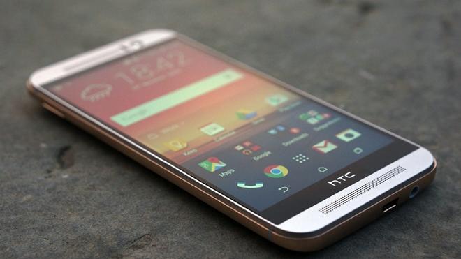 HTC chính thức giới thiệu One M9 với loa ngoài 5.1