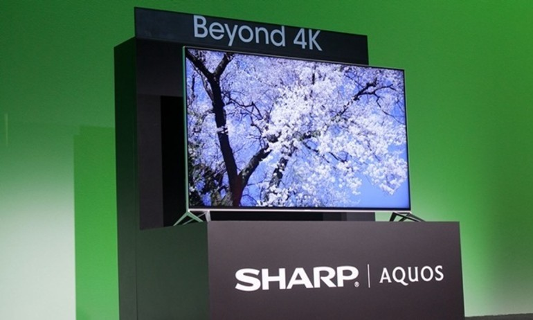 Sharp tính toán cắt giảm sản xuất màn hình LCD