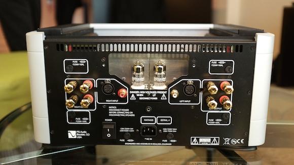 PS Audio vén màn ampli công suất BHK Signature 250