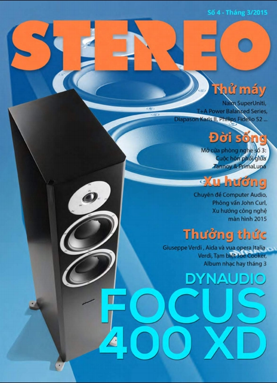 Tạp chí Stereo số 4: tháng 3/2015